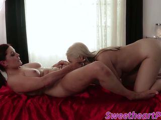 Magdalene Michaels and Sarah Vandella Having Hot Fun...