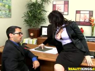 große brüste ideal, frisch große titten sie, büro ideal