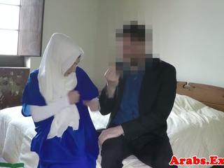 Arabic habiba throated แล้วก็ doggystyled, โป๊ 57