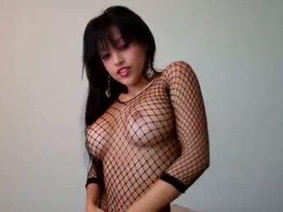 každý kaukazský pekný, plný solo girl pekný, veľké prsia príťažlivé