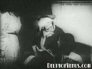 Rets 1920s antīks ziemassvētki porno - a ziemsvētki tale
