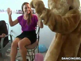 Strippers į bachelorette vakarėlis gauti bj