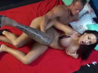 Turkish slut getting fucked really hard - blowjob