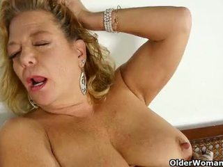 cougar, besar gilf, nenek