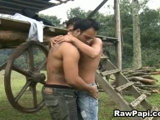 bareback, latino, rawpapi