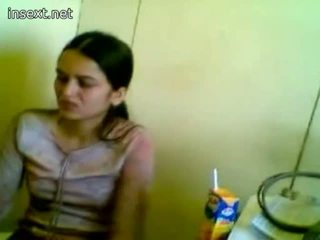 Pakistan secretaresse working haar baas