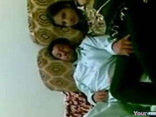 Arab Girl Sucks A Cock