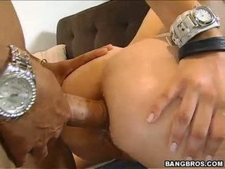 Bobbi Starr Getting Her Rectal Hole Pounded Hard By A Monster Wang