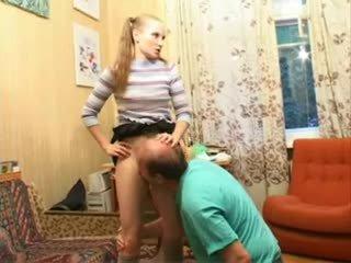 เก่า + หนุ่ม, femdom, ชาวรัสเซีย