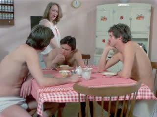 Ng an amerikano playgirl 1975 (cuckold, dped) mfm