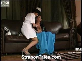 strap-on, dominação feminina, femdom