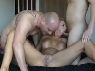 gruppe sex, swingers, trekanter
