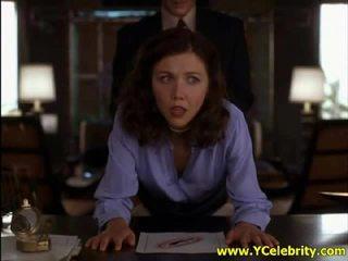Maggie gyllenhaal secretara