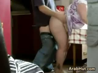 Thick amatieri arab mazulīte gets fucked