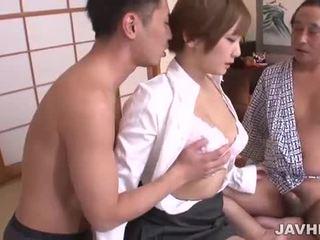 शेव्ड जपानीस पुसी pounded
