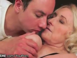 kissing, cougar, gilf