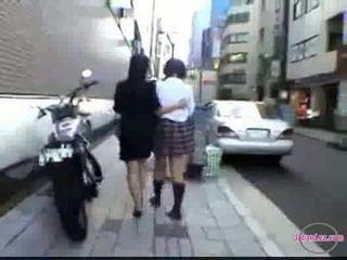 luštna, japonski, lezbijke