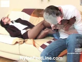 Judith And John Stockings Footsex Video Action Action
