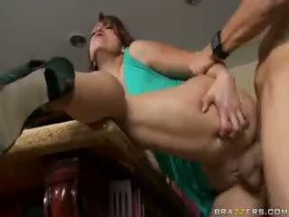 Ace in haar hole