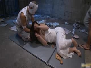 Nozomo mitani japońskie lalka gets a ciężko