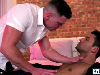 Agradable dudes culo gets nailed