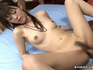 Japán beauty ai himeno receives pounded