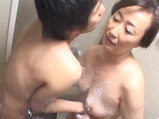 мастурбиране, чекии, баня