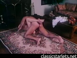 Vintage Annette Haven Sex Scene