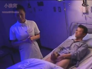 Dandy-078-cfnm Night Nurse Sees Erect Dick And Jer