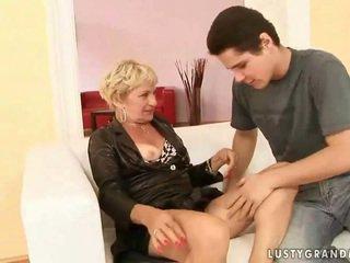 Grandmother porno sammanställning