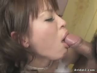 Ai himeno i hot asiatisk two-way