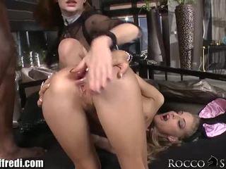 Cayenne loves rocco da rocco siffredi