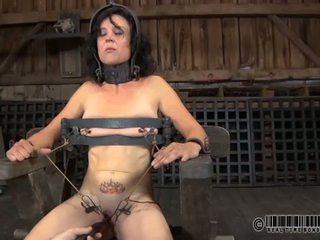 fitte tortur, bdsm, bondage