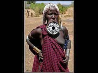 Nigerian natürlich afrikanisch mädchen