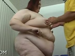 뚱뚱한 beauty gets nailed 잘