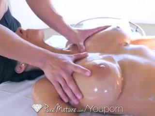 PureMature - Big boobs milf Veronica R...
