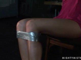 Anita pearl gets bondaged ir nubaudimas