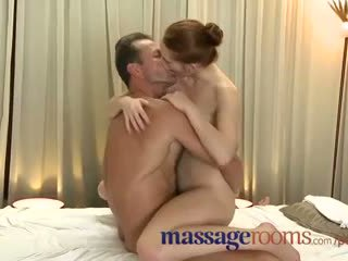 Massaž rooms incredible young woman serviced then döl