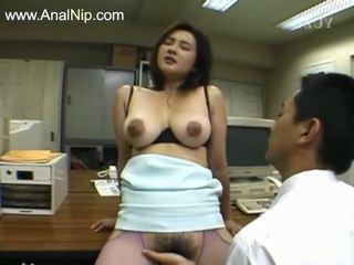 Perpekto mabuhok pagtatalik na pambutas ng puwit pagtatalik from koreano