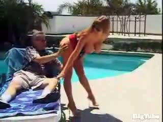 Darla crane titty fucks en sucks lul outdoors