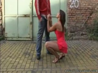 Back Alley Handjob