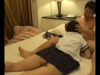 Nhật bản đại học cô gái fucked lược sau trường học video