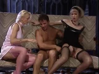sesso di gruppo, sesso a tre, annata