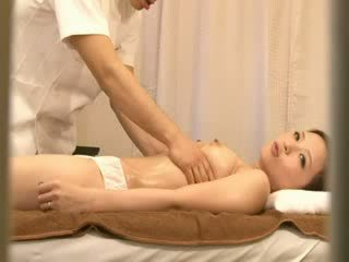 Bridal Salon Massage Hidden Cam 2