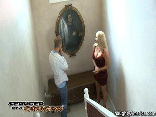 payudara, hardcore sex, pirang