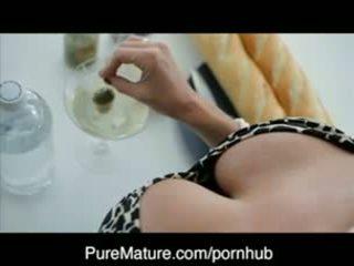Puremature martini turn on with betje eje veronica avluv
