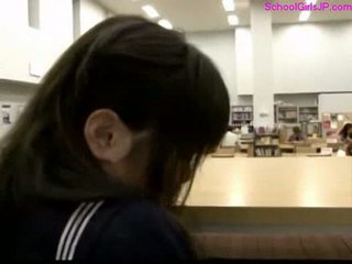 estudiante, joven, japonés