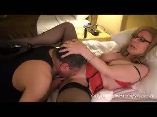 Nina hartley meets dapperdan tại exxxotica uses của anh ấy đối mặt vì cuntlick lesson