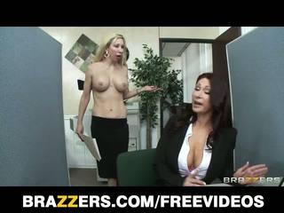 Brazzers - Redhead Milf Tiffany Mynx Punished For Poor Work