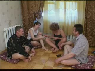 strip, party, russian